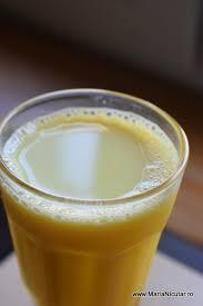Lapte de turmeric,o bautura vindecatoare